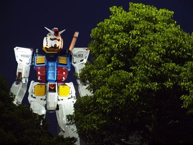 Gundam_forest